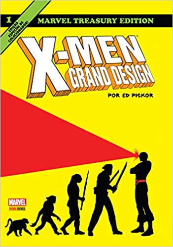 X Men Grand Design imagem pagina Ultimato do Bacon