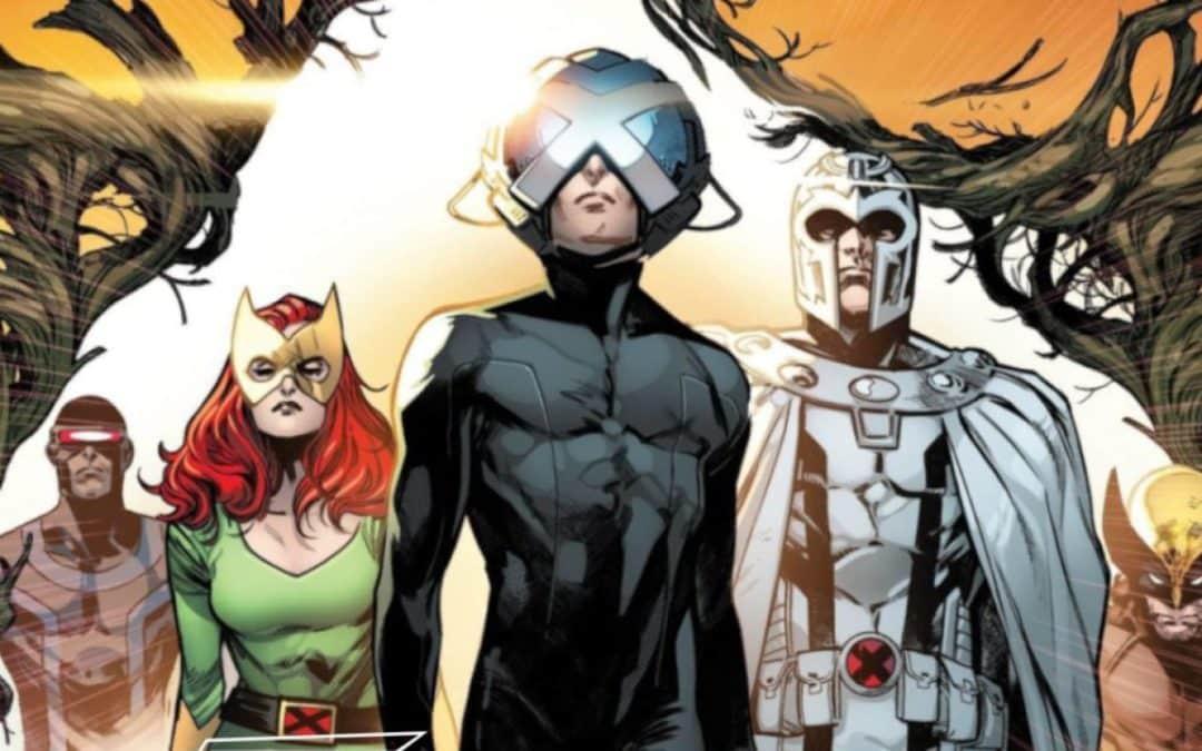 X-Men – Chega a Aguardada Fase de Jonathan Hickman