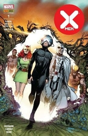 X-men de Jonathan Hickman - O Ultimato 2
