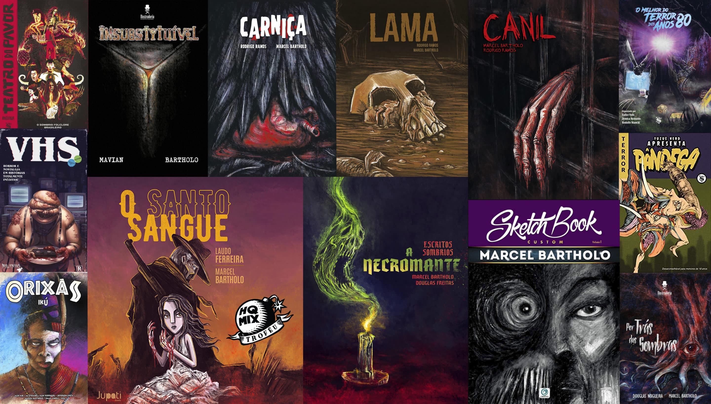 Publicações de Marcel Bartholo