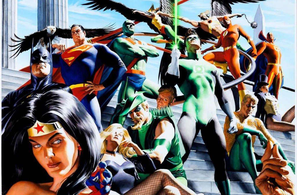 As 15 Melhores Histórias da Liga da Justiça