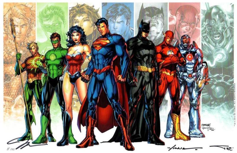 As Melhores Séries dos Novos 52 da DC Comics