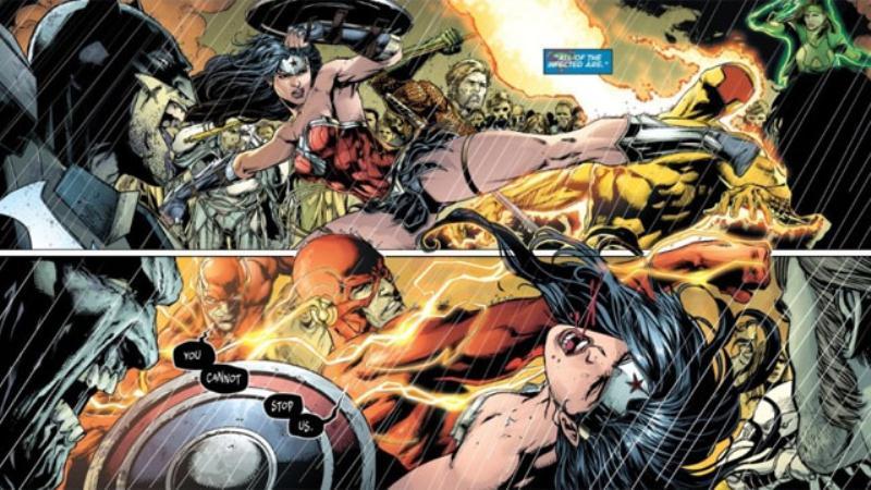 Melhores Séries dos Novos 52 da DC