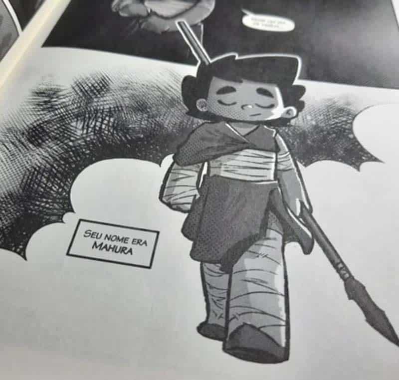 Mahura, personagem de Contos de Grio