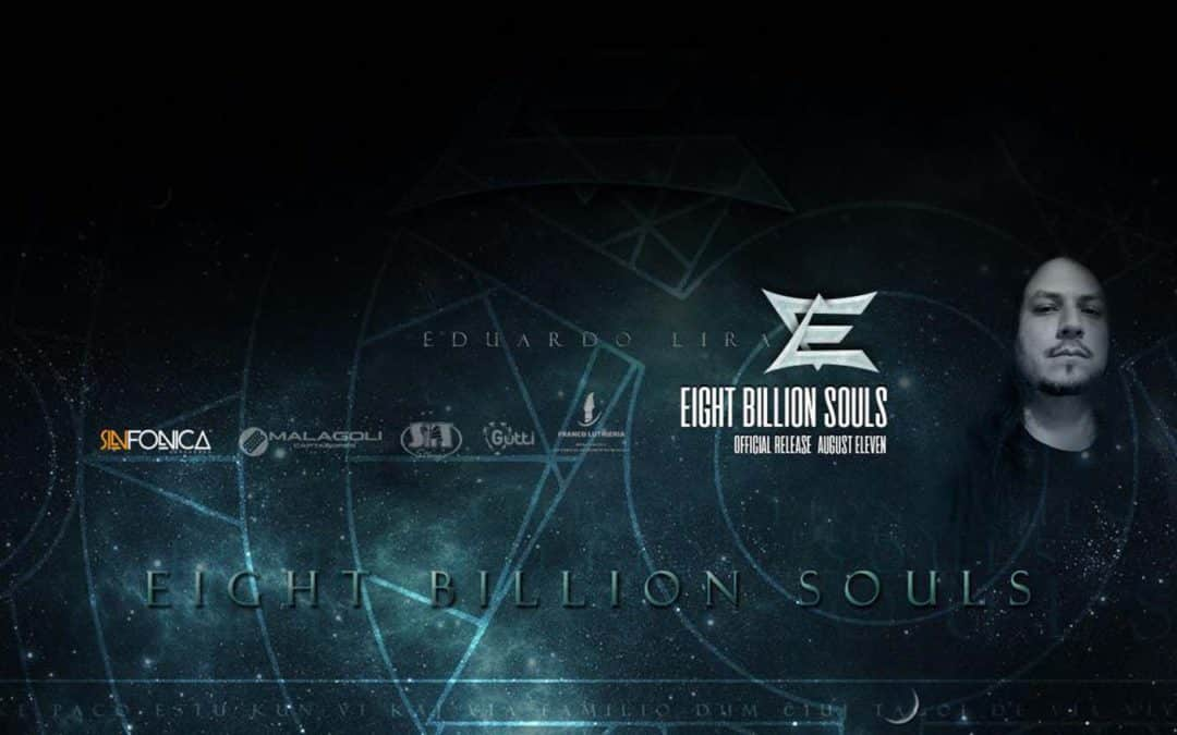 Eight Billion Souls de Eduardo Lira – Playlist