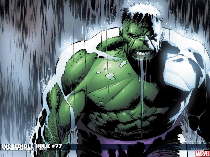 Hulk A Tempestade de Peter David (2005) – Baú de Hqs