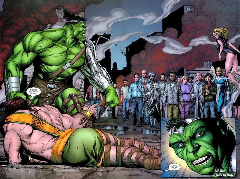 Hulk Contra o Mundo – O Ultimato