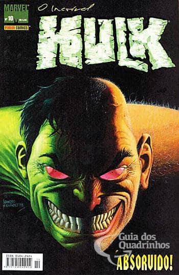 Hulk Escondido em Campo Aberto
