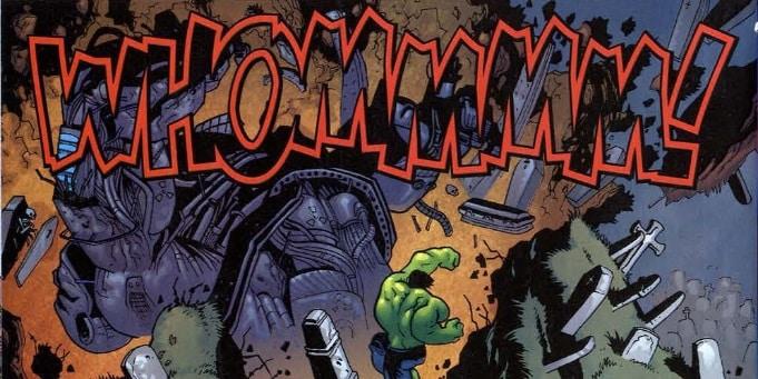 Hulk Escondido em Campo Aberto – Baú de HQs