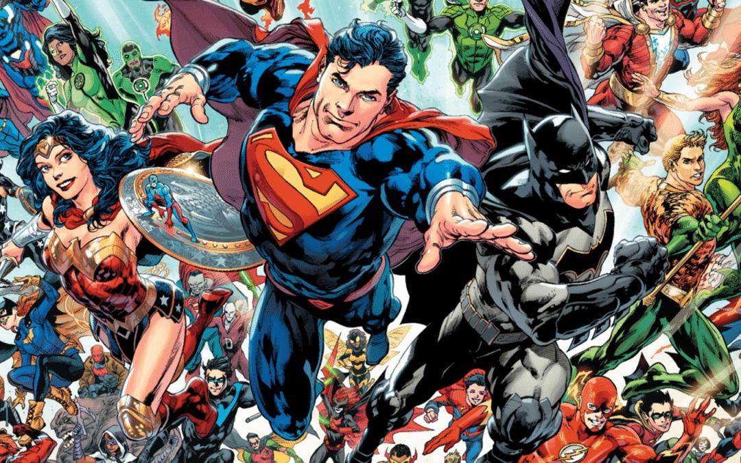 As 76 melhores HQs da DC Comics