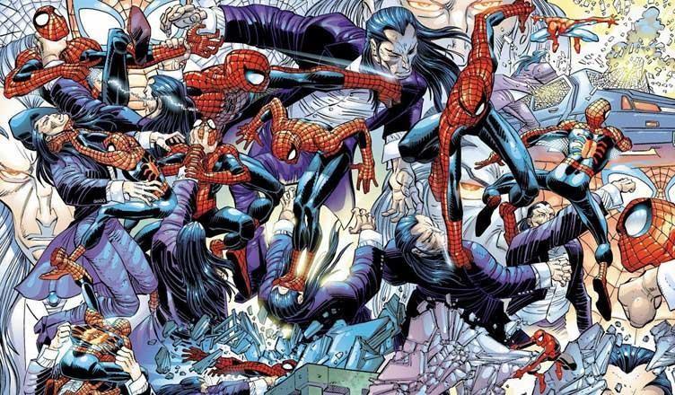 Marvel Saga O Espetacular Homem Aranha – De volta ao Lar
