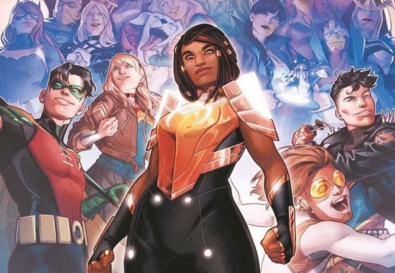 Conheça Naomi de Bendis - O melhor trabalho do autor na DC 1