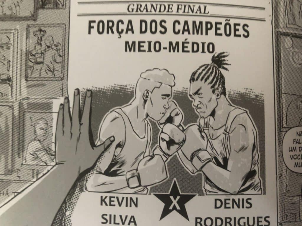 O Último Assalto de Daniel Esteves - HQs Brasileiras 3