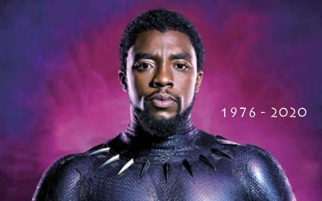 "O Adeus a Chadwick Boseman ""Pantera Negra"" (1976 – 2020)"