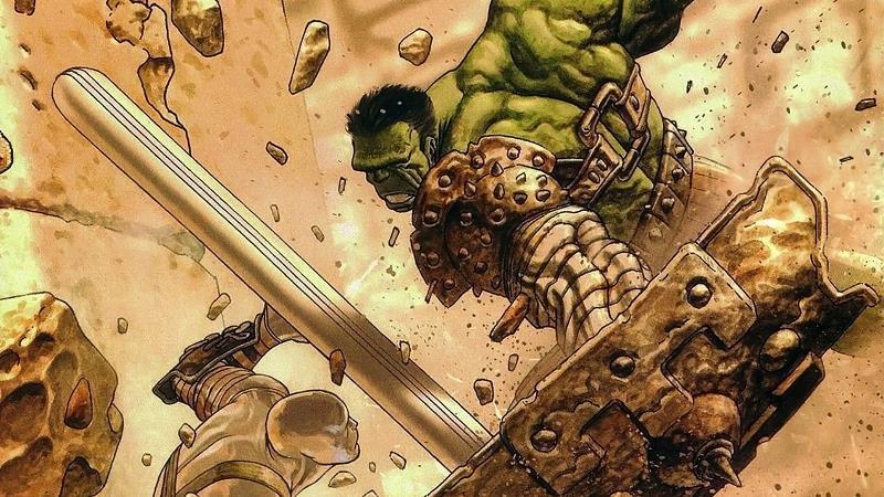 Planeta Hulk de Greg Pak – Baú de HQs
