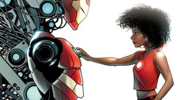 20 Super Heróis Negros que você PRECISA conhecer 8