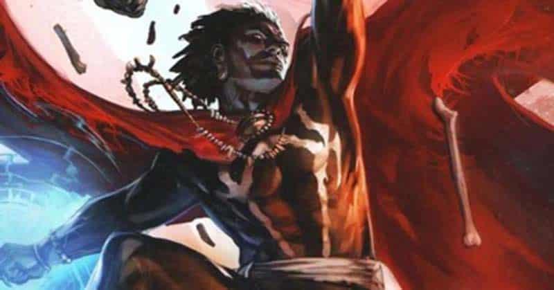 20 Super Heróis Negros que você PRECISA conhecer 9