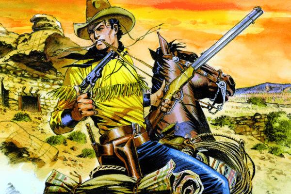 Conheça a HQ Tex Willer: As Aventuras de Tex Quando Jovem