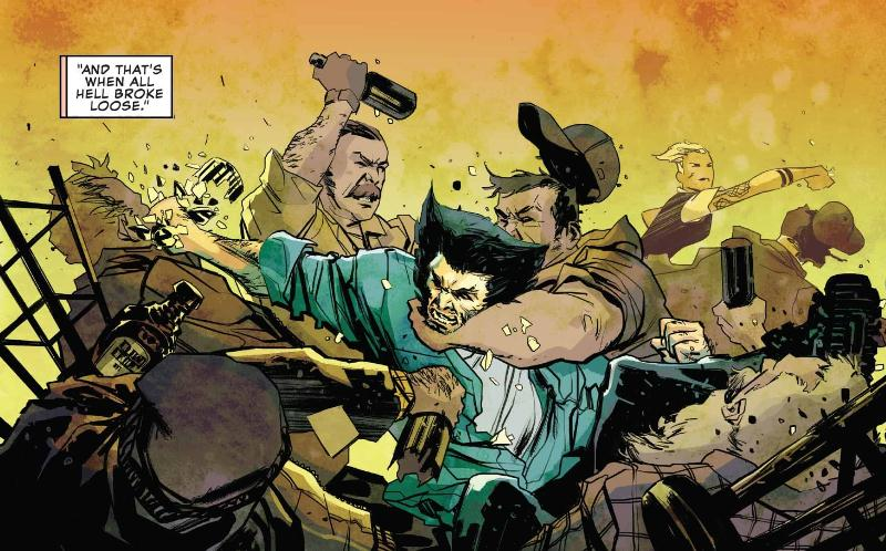 Wolverine A Longa Noite