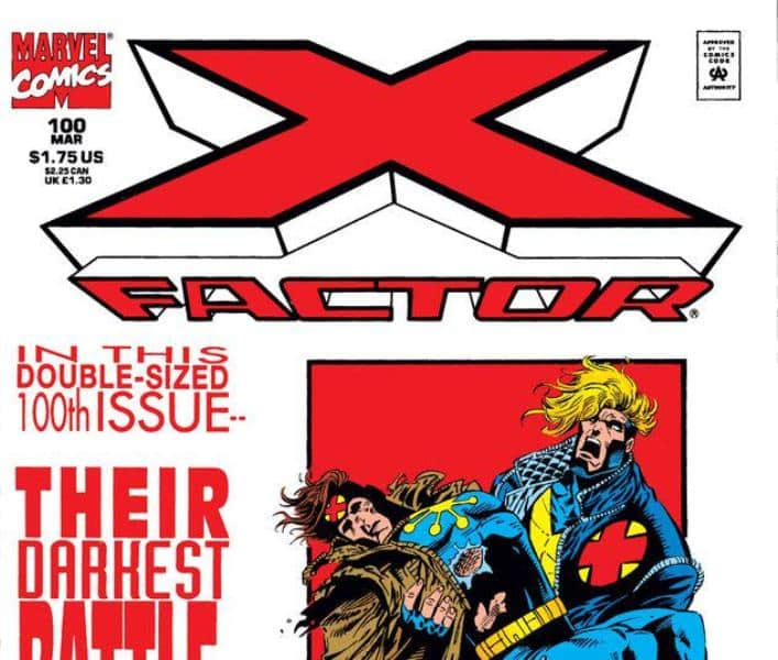 X-Factor A morte do Homem Múltiplo – O Ultimato