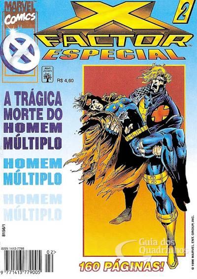 X-Factor A morte do Homem Múltiplo