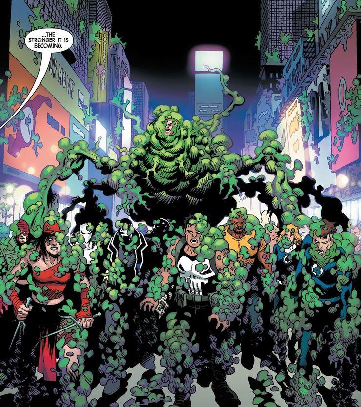 Contagio da Marvel