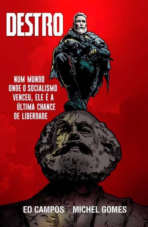 Destro de Luciano Cunha e Michel Gomes - Comprar