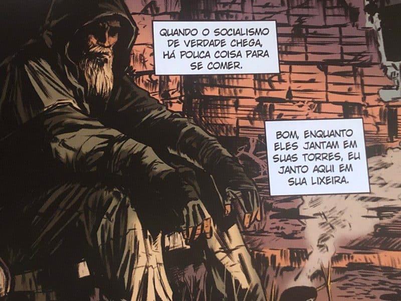 Destro de Luciano Cunha e Michel Gomes - O Ultimato 1