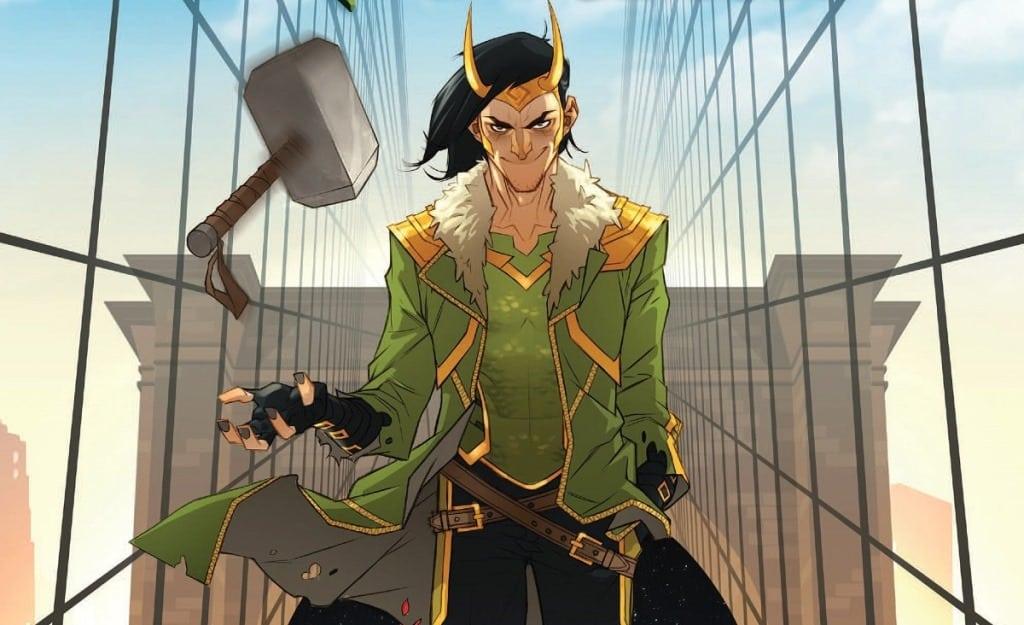 Loki o Deus que Caiu na Terra – O Ultimato