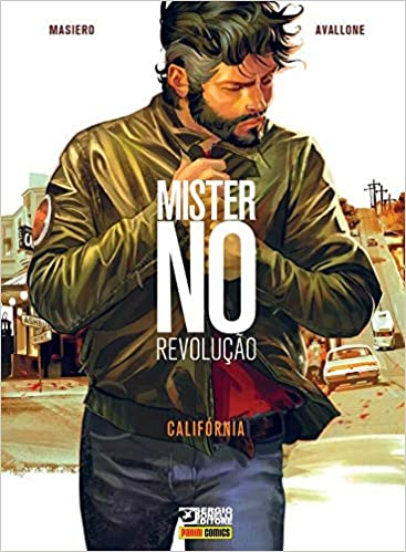 Mister No Revolução Califórnia