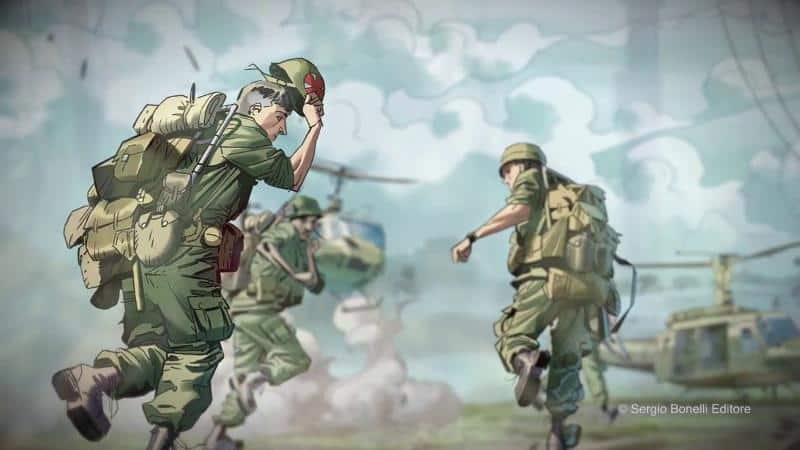 Mister No Revolução: Vietnã – O Ultimato