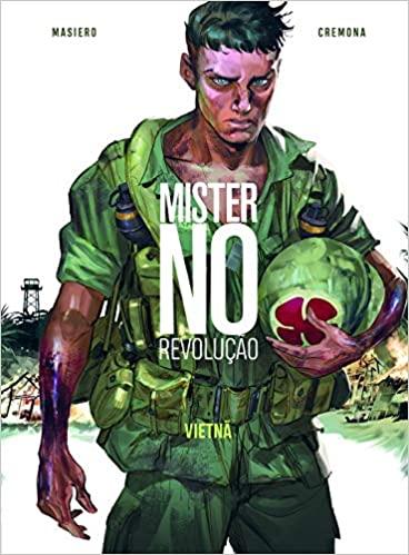 Mister No Revolução: Vietnã - O Ultimato 3