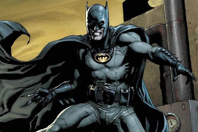 Conheça Batman Terra Um de Geoff Johns