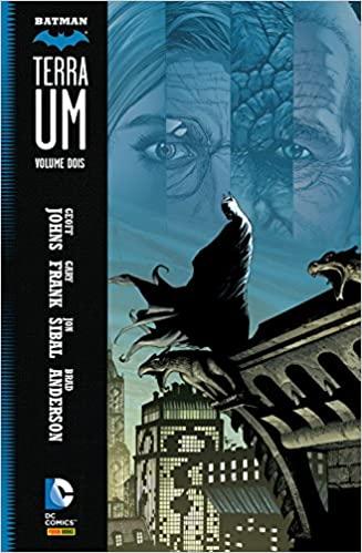 Batman Terra Um de Geoff Johns
