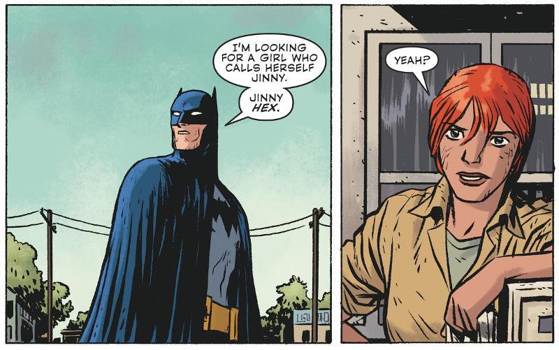 Batman Universo de Bendis