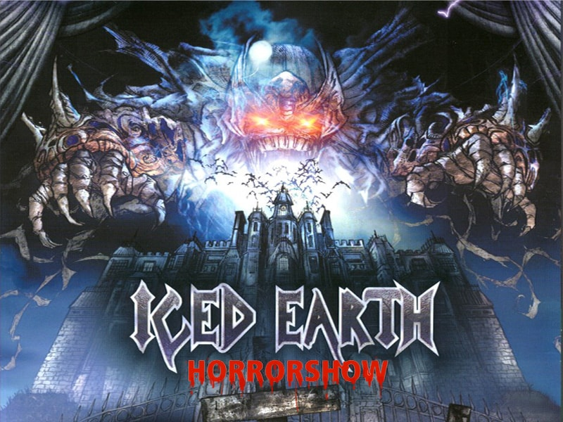 Horror Show – Iced Earth – Playlist