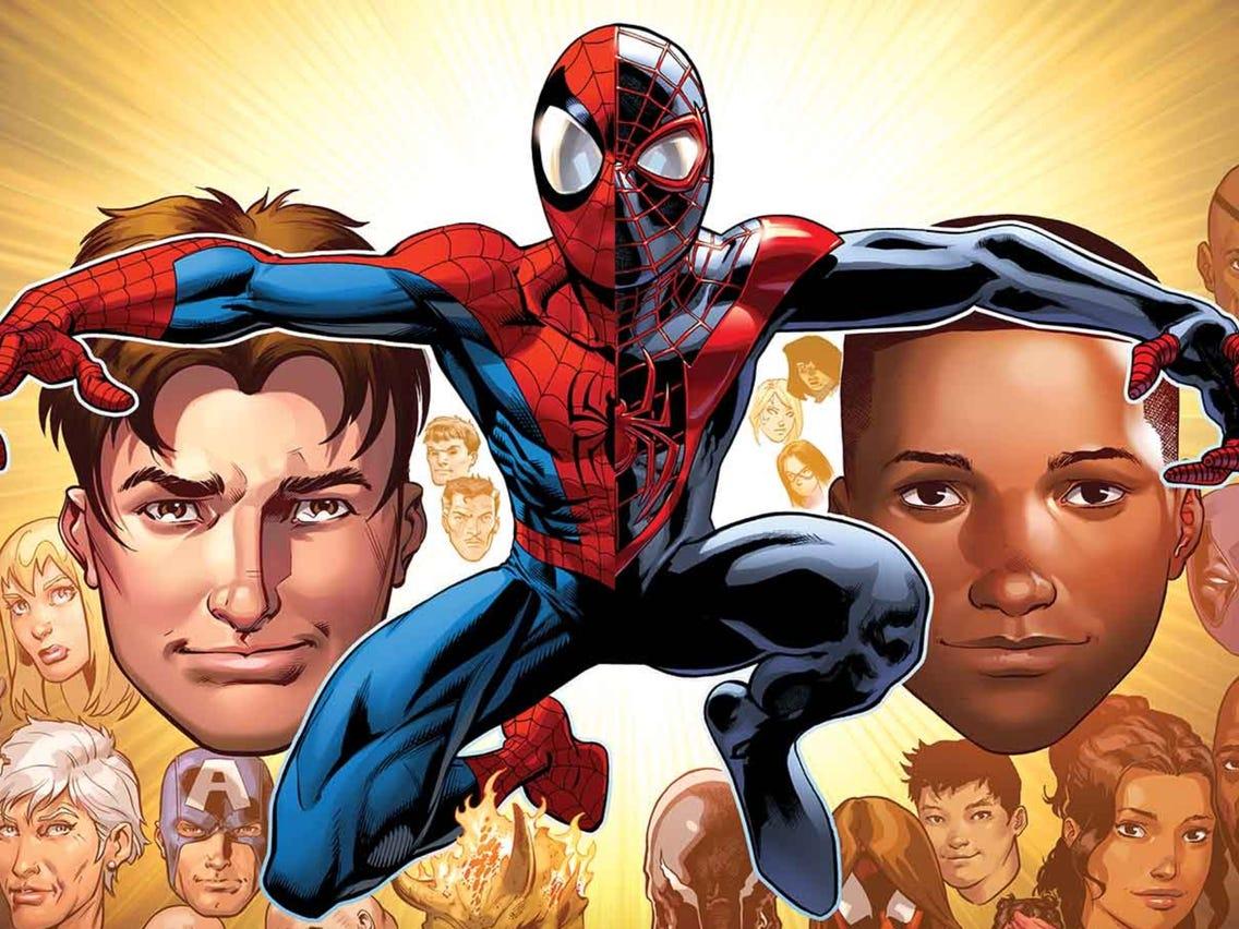 Melhores HQs da Marvel Comics