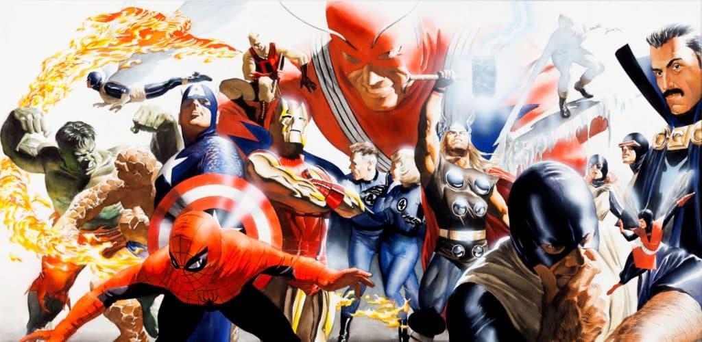 As 60 Melhores HQs da Marvel Comics 4
