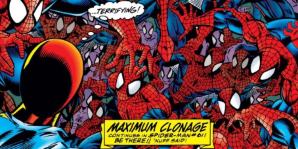 As 60 Melhores HQs da Marvel Comics 1