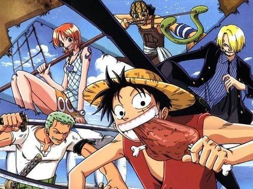 One Piece Saga East Blue