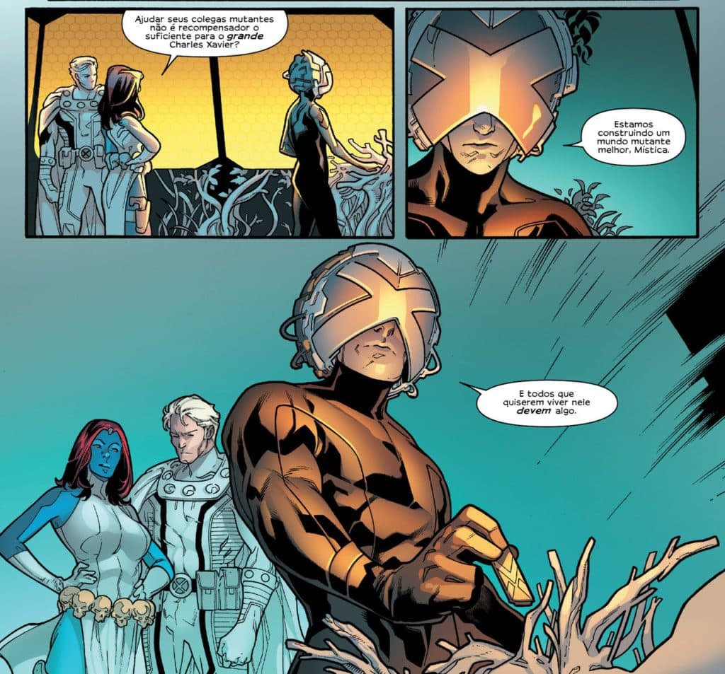 X-men de Jonathan Hickman