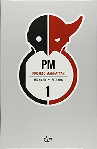 Projeto Manhattan de Jonathan Hickman