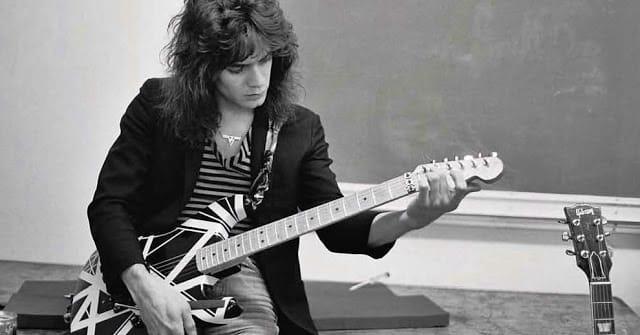 O Adeus a Eddie Van Halen