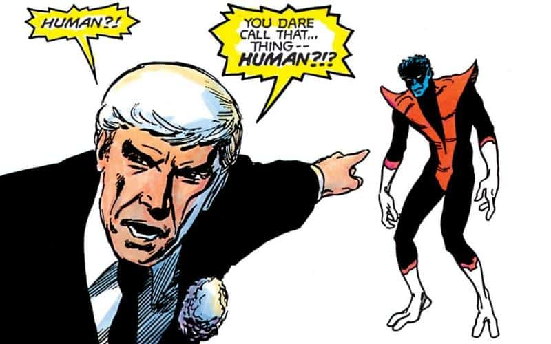 X-Men Deus Ama o Homem Mata (1982) – Baú de HQs