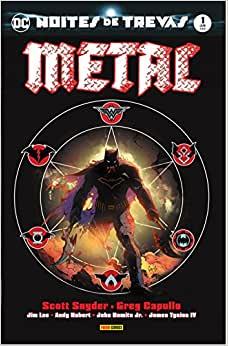 Melhores HQs de Scott Snyder Noite de Trevas Metal