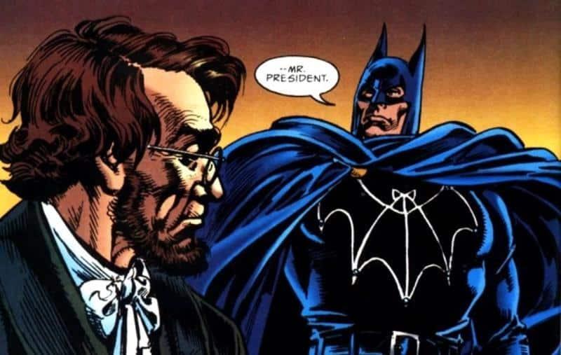 Batman A Guerra da Secessão (1992) – Baú de HQs