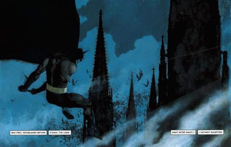 Batman Gritos na Noite de Archie Goodwin (1993) – Baú de HQs