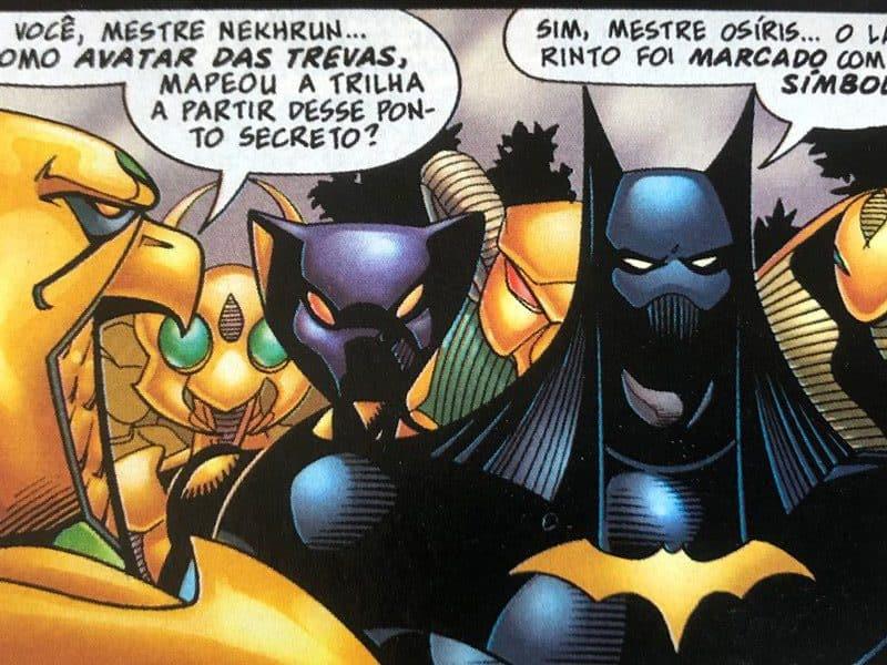 Batman O Livro dos Mortos
