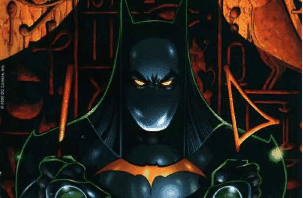 Batman O Livro dos Mortos (1999) – Baú de HQs
