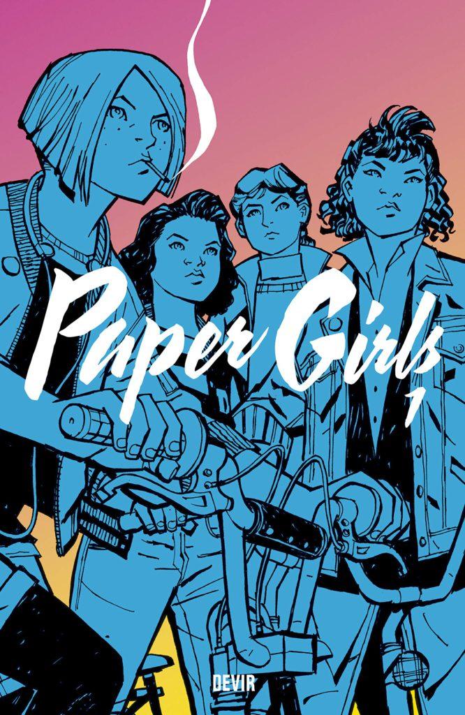 Conheça Paper Girls de Brian K. Vaughan